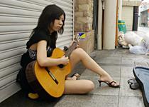 田舎からミュージシャンを夢みて上京してきた平成生まれに中出し! 【しろハメ】