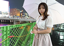 中洲で出会った19才美少女!会社帰りに援○ノリでオヤジと中出しSEXのリアル・レポ【ems-373】